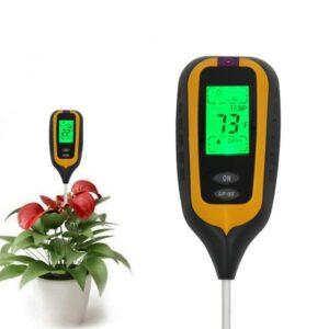 4 in 1 Digital Soil Testing Instrument