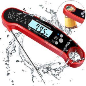 Digital meat thermometer instant read - Ninja New