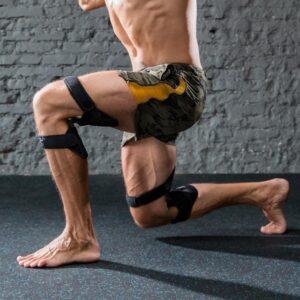 Power Knee support Stabilizer Pads (1 Pair) - Ninja New
