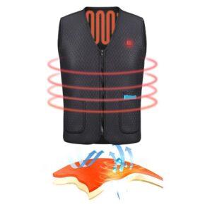 USB Heated Jacket - Ninja New